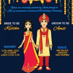 Creative Wedding Invite3